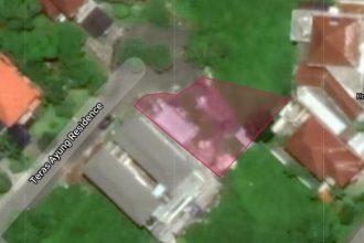 Dijual Tanah di Teras Ayung Residence Denpasar