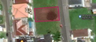 Tanah Dijual di Teras Ayung Denpasar