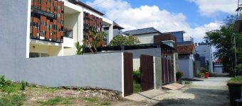 Dijual tanah kavling di Jimbaran Residence