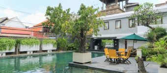 Dijual Hotel di kuta Bali