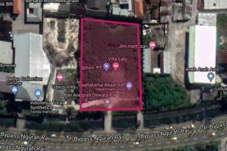 Dijual Tanah di By Pass Ngurah Rai Sidakarya